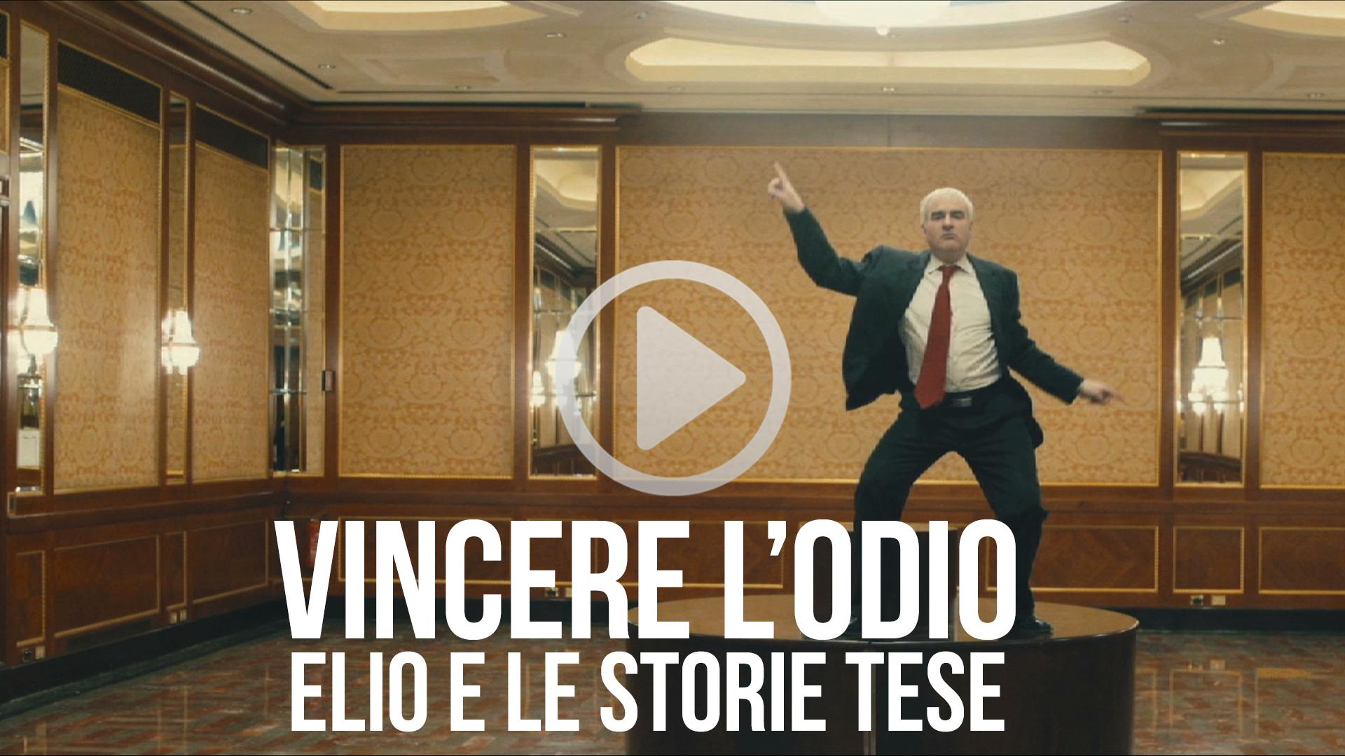 VINCERE L'ODIO – Elio E Le Storie Tese (Video Davide Fara)