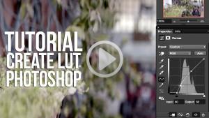 create lut tumb