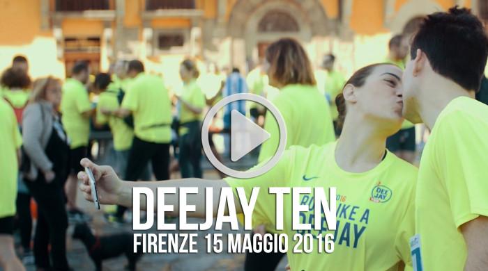 deejay ten firenze 2016