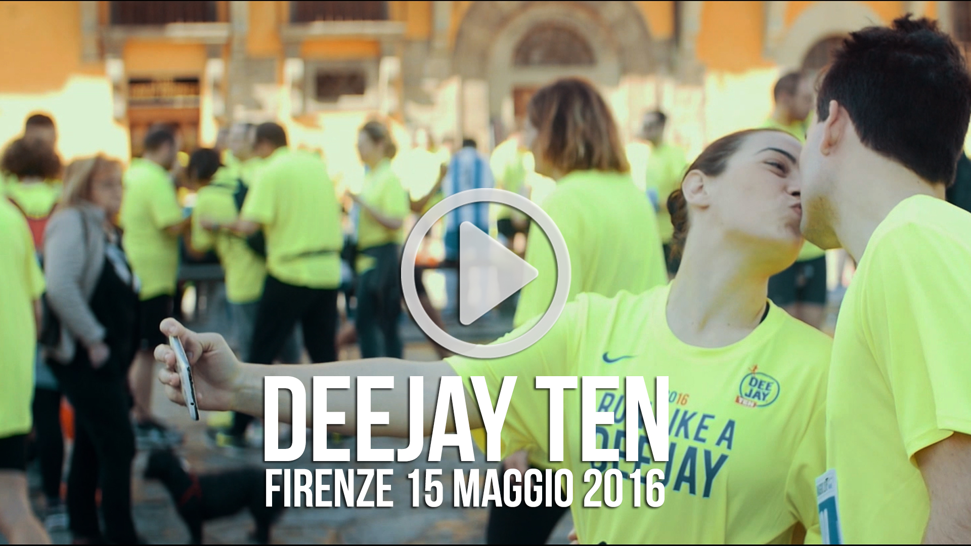 DEEJAY TEN FIRENZE 2016