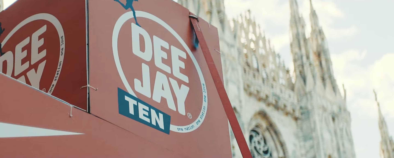 Deejay Ten Milano 2017