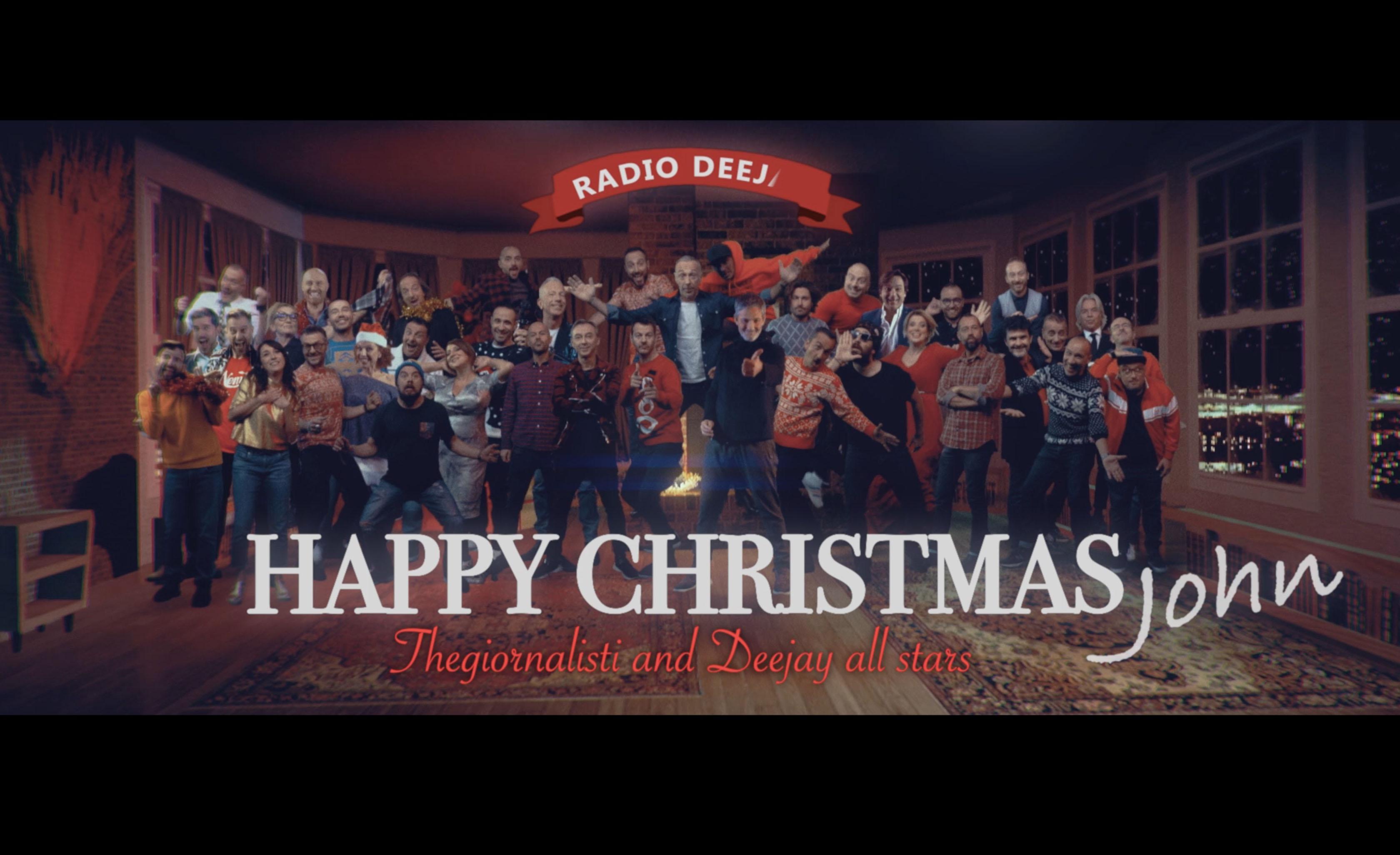 La canzone di Natale di Radio Deejay 2017