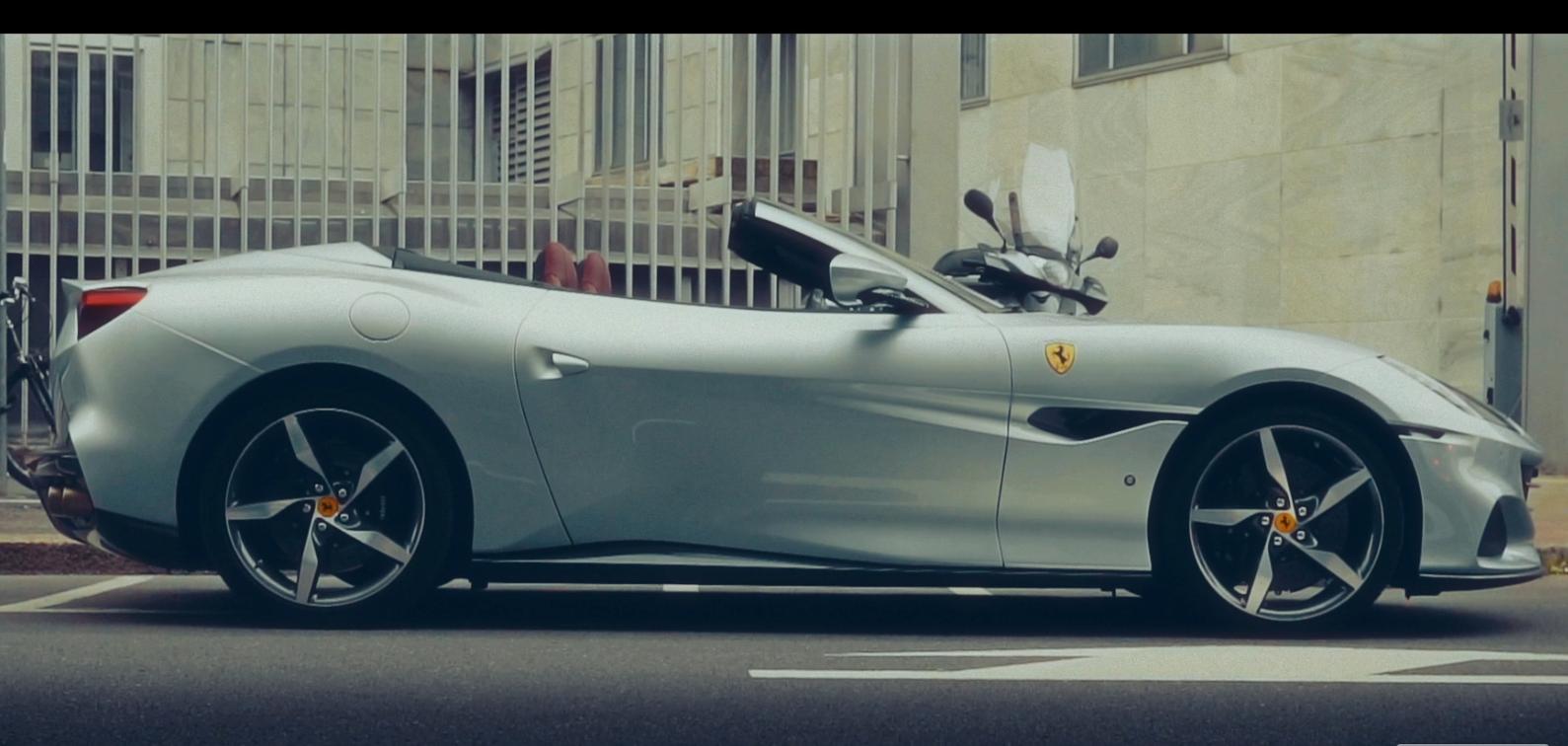Ferrari Portofino M (Milano)